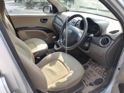 Used Hyundai i10 Sportz 1.2 2012 MT for sale in New Delhi