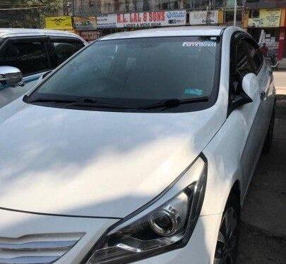 Used 2016 Hyundai Verna 1.6 SX MT for sale in Patna