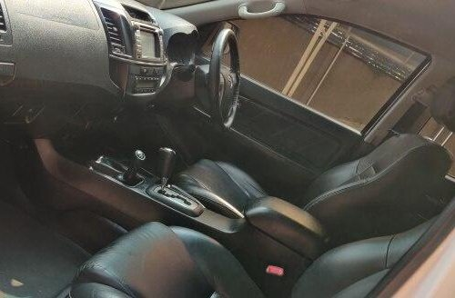 Used 2015 Toyota Fortuner 2.8 4WD AT in Hyderabad