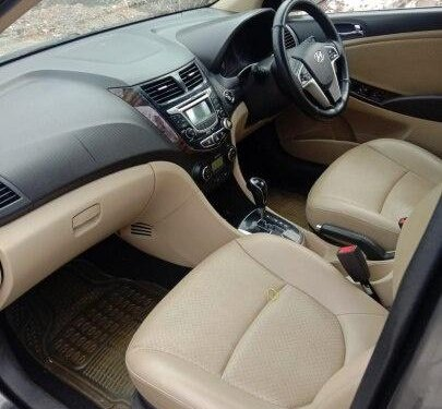 Hyundai Verna 1.6 SX VTVT 2012 AT for sale in Bangalore