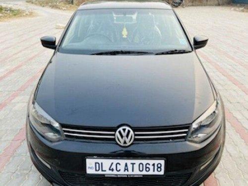 2012 Volkswagen Polo Petrol Highline 1.2L MT in New Delhi