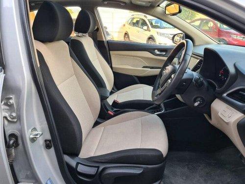 2018 Hyundai Verna CRDi 1.6 SX Option MT in Ahmedabad