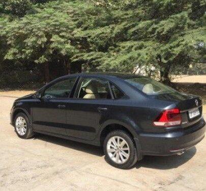 Used 2016 Volkswagen Vento AT for sale in New Delhi