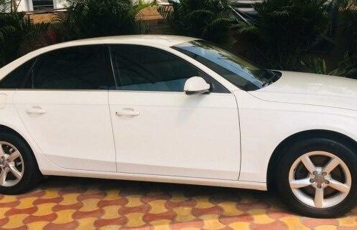 2014 Audi A4 2.0 TDI Premium Sport Limited Edition AT in Hyderabad