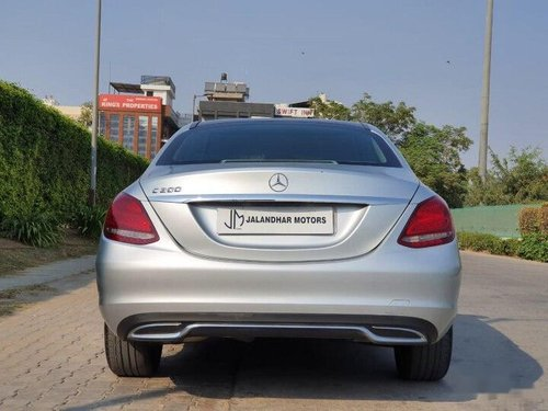 Mercedes Benz C-Class 2015 AT for sale in New Delhi