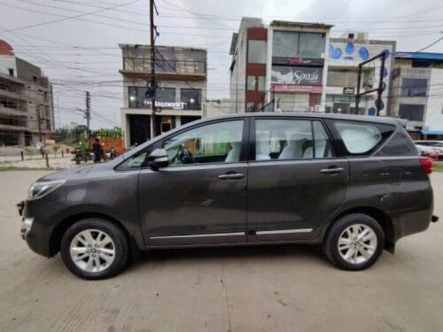 2016 Toyota Innova Crysta 2.4 G MT for sale in Indore