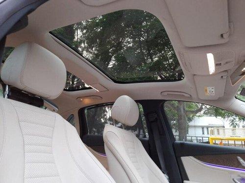 2018 Mercedes Benz E Class E 220 d AT in Gurgaon