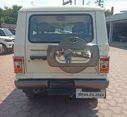 2016 Mahindra Bolero SLX MT for sale in Bhopal