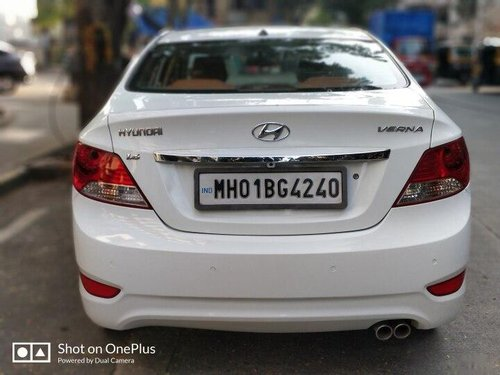 Hyundai Verna 2013 MT for sale in Mumbai