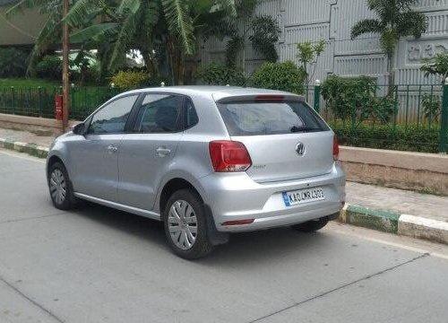 2016 Volkswagen Polo 1.0 MPI Comfortline MT in Bangalore