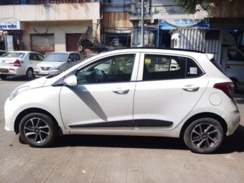 2017 Hyundai Grand i10 1.2 Kappa Sportz Option AT in Pune-6