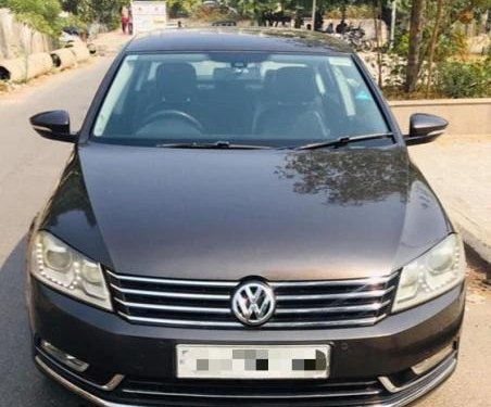 2012 Volkswagen Passat Diesel Highline 2.0 TDI AT in New Delhi-12