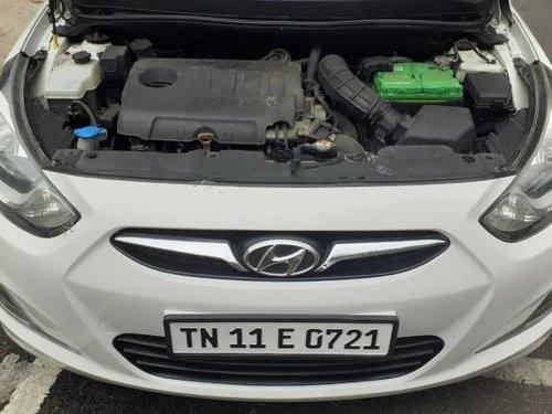 2013 Hyundai Verna 1.6 CRDi SX MT in Chennai