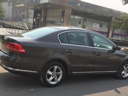 2012 Volkswagen Passat Diesel Highline 2.0 TDI AT in New Delhi-2