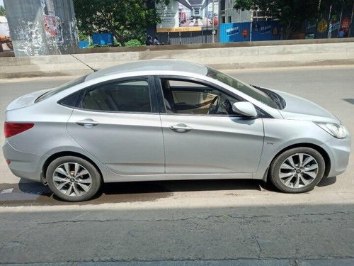 Used 2014 Hyundai Verna 1.6 CRDi EX AT in Chennai