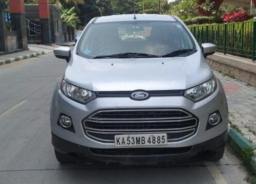2014 Ford EcoSport 1.5 Ti VCT Trend MT for sale in Bangalore