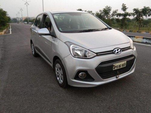 2014 Hyundai Xcent 1.1 CRDi S MT for sale in Hyderabad