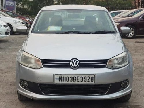 Volkswagen Vento Petrol Highline 2012 MT for sale in Pune