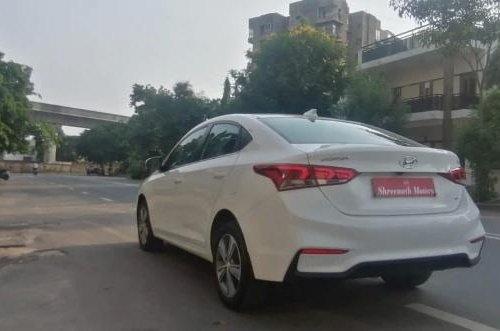 2017 Hyundai Verna 1.6 SX VTVT MT in Ahmedabad