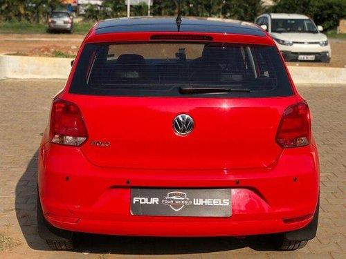 2018 Volkswagen Polo 1.0 MPI Highline Plus MT in Bangalore