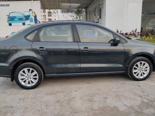 Used 2017 Volkswagen Vento TSI MT for sale in Pune