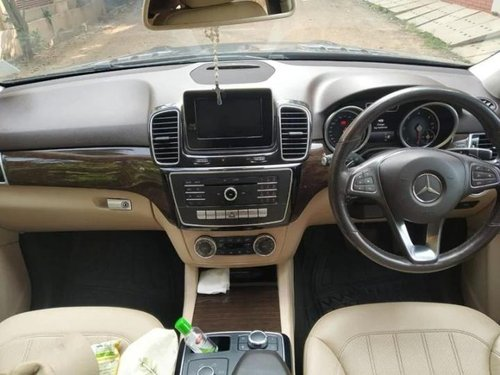 2016 Mercedes-Benz GLE 250d AT in Bangalore
