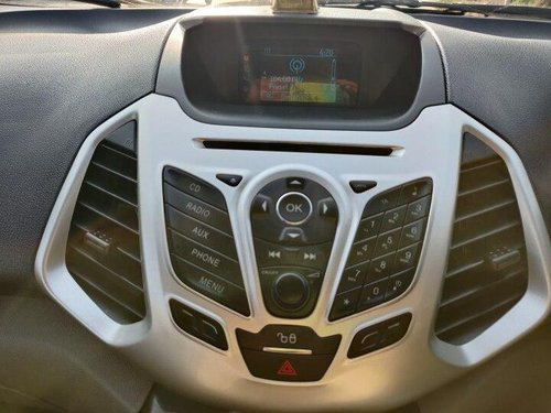 2015 Ford EcoSport 1.5 DV5 MT Titanium Optional in Ahmedabad-2