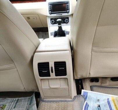 2010 Volkswagen Passat 1.8 TSI MT in Ahmedabad