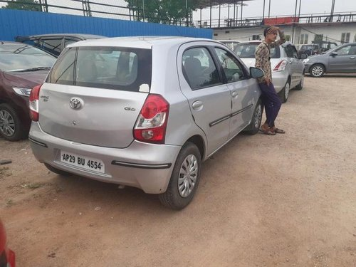 2013 Toyota Etios Liva 1.4 GD MT for sale in Hyderabad