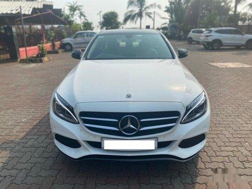 2018 Mercedes Benz C-Class C 220 CDI Avantgarde AT in Mumbai