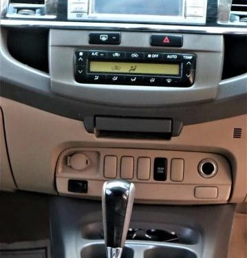 2013 Toyota Fortuner 3.0 Diesel MT for sale in Kolkata