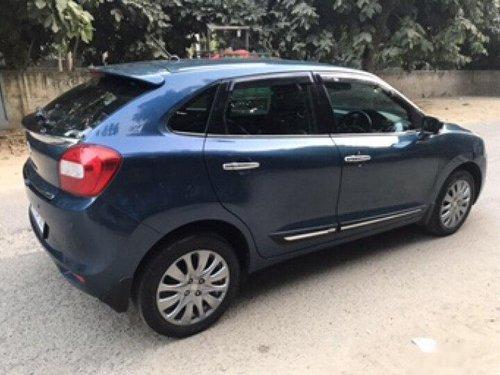 2017 Maruti Suzuki Baleno Zeta MT for sale in New Delhi