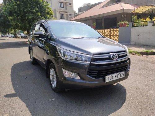2017 Toyota Innova Crysta 2.4 GX MT in Ahmedabad