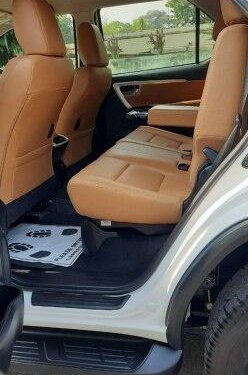 2019 Toyota Fortuner 2.8 2WD AT in New Delhi