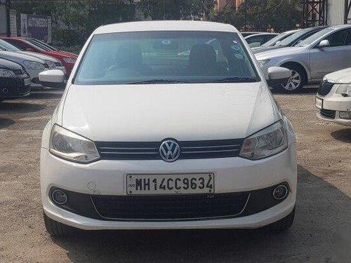 2010 Volkswagen Vento Petrol Highline AT in Pune