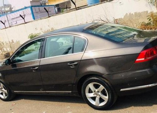 2012 Volkswagen Passat Diesel Highline 2.0 TDI AT in New Delhi-1