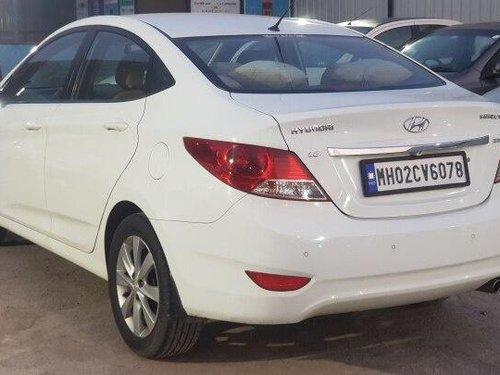 Used 2011 Hyundai Verna 1.6 SX VTVT MT for sale in Pune