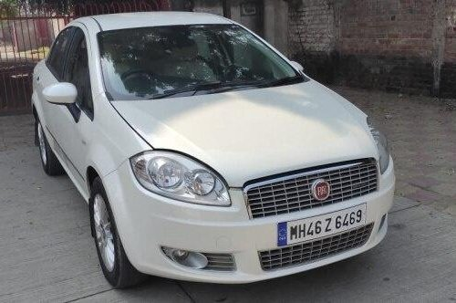 2014 Fiat Linea Emotion Pack MT for sale in Nagpur