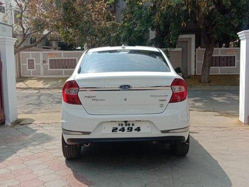 Ford Aspire Titanium 2017 MT for sale in Coimbatore