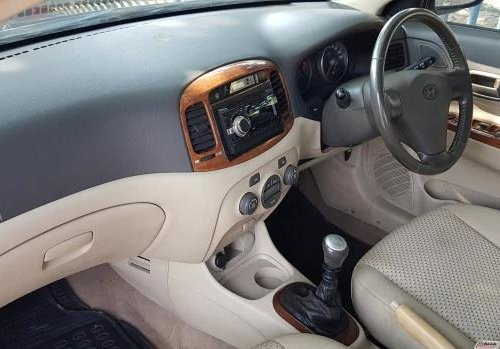 2009 Hyundai Verna MT for sale in Pune