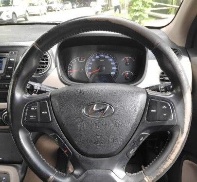 2015 Hyundai Xcent 1.2 Kappa SX Option AT in Bangalore
