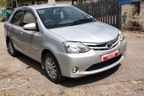 2013 Toyota Platinum Etios V SP MT in Bangalore