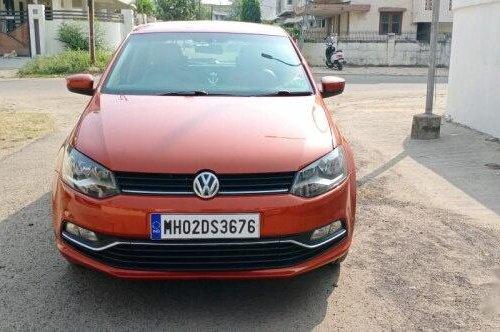 2014 Volkswagen Polo Petrol Highline 1.2L MT in Nagpur