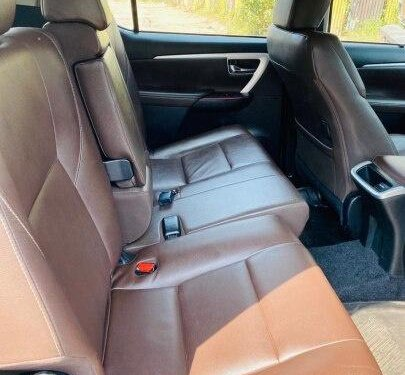 2018 Toyota Fortuner 4x4 AT for sale in Mumbai