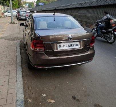 2016 Volkswagen Vento 1.5 TDI Highline AT in Pune
