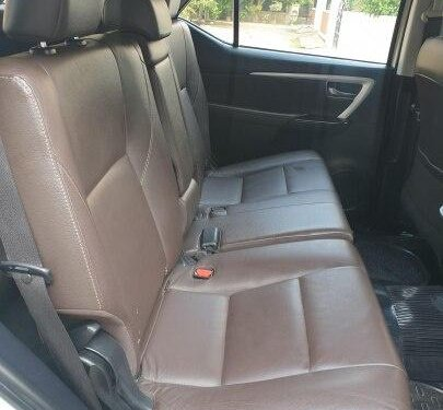 2017 Toyota Fortuner 4x2 AT for sale in Bangalore