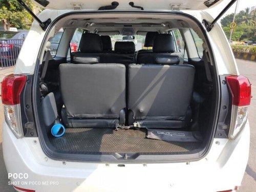 2017 Toyota Innova Crysta 2.4 VX 8 STR MT for sale in Mumbai