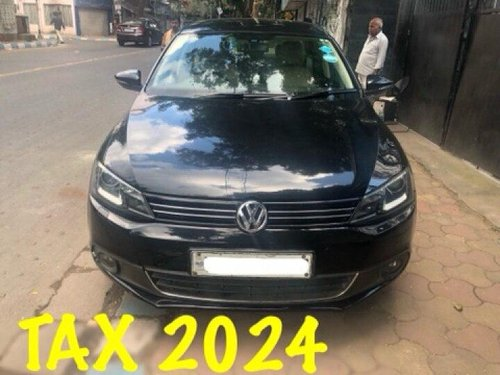Used 2014 Volkswagen Jetta MT for sale in Kolkata