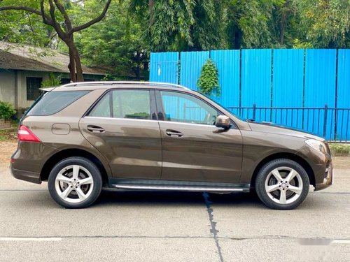 2012 Mercedes-Benz M-Class ML 350 4Matic AT for sale in Mumbai