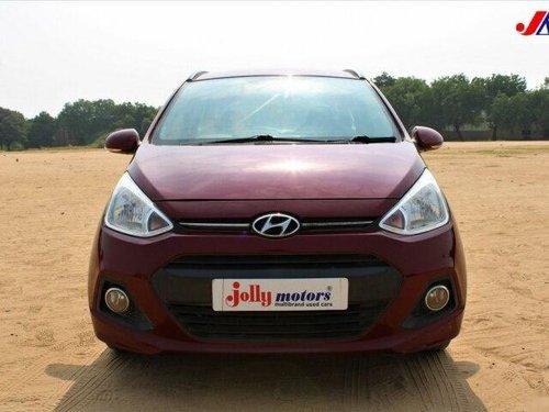 Used 2014 Hyundai i10 Asta AT for sale in Ahmedabad